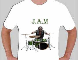 "#2 untuk Design a T-Shirt for a kids' band called ""Zombie J.A.M."" oleh SureN1982"