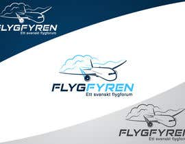 #336 for Logo design for Flygfyren by coldxstudio