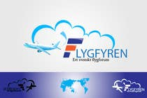 Graphic Design Конкурсная работа №201 для Logo design for Flygfyren