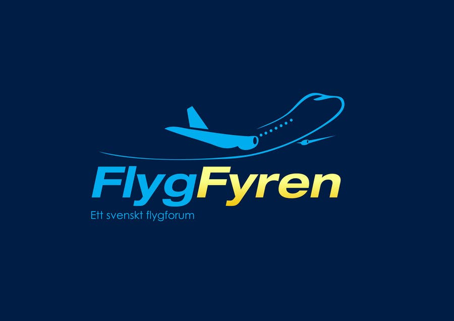 Конкурсная заявка №232 для Logo design for Flygfyren