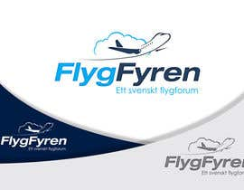 #295 for Logo design for Flygfyren by maazouz