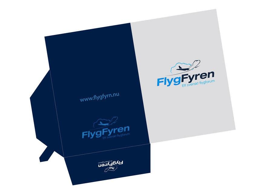 Конкурсная заявка №342 для Logo design for Flygfyren