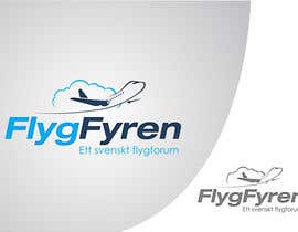 #293 for Logo design for Flygfyren by maazouz