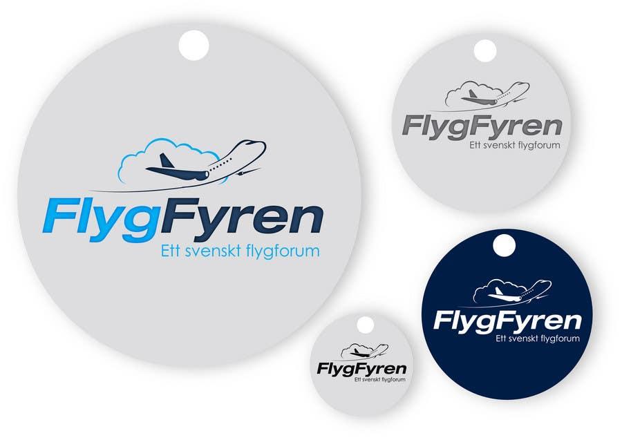 Конкурсная заявка №341 для Logo design for Flygfyren