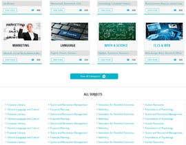 #47 untuk Design a Professional Education Based E-Commerce Website oleh microsyssoftware