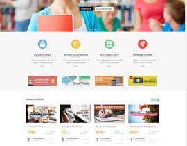#35 untuk Design a Professional Education Based E-Commerce Website oleh dnyakana
