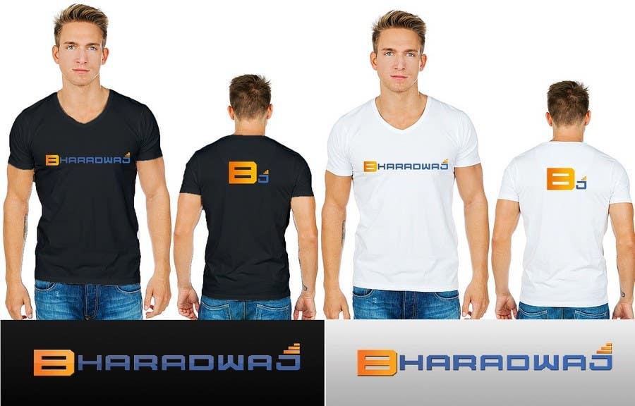 Inscrição nº                                         4                                      do Concurso para                                         T-shirt Design for Bharadwaj