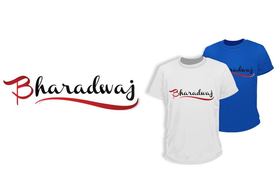 Inscrição nº                                         18                                      do Concurso para                                         T-shirt Design for Bharadwaj