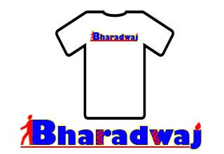 Kilpailutyö #                                        31                                      kilpailussa                                         T-shirt Design for Bharadwaj