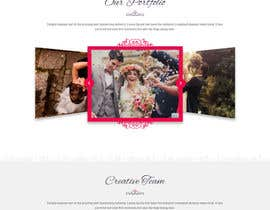 #4 , Create a website for a wedding photography studio 来自 alax034