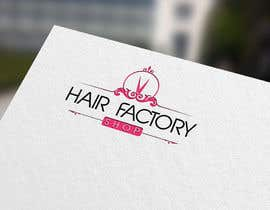 "#78 for Logo ""Hair Factory Shop"" by EdesignMK"