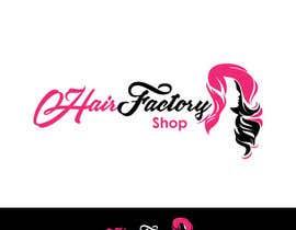 "#137 for Logo ""Hair Factory Shop"" by logomaya1"