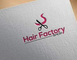 "#45 for Logo ""Hair Factory Shop"" by MorningIT"