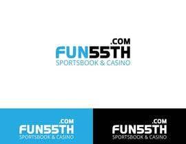 #2 untuk Fun55th.Com logo design oleh yaseenamin