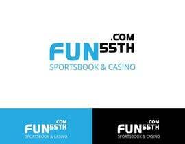 #6 untuk Fun55th.Com logo design oleh yaseenamin