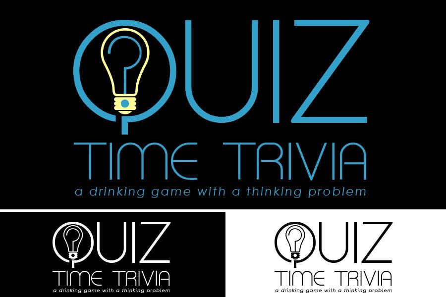 Bài tham dự cuộc thi #3 cho Logo Design for Quiz Time Trivia