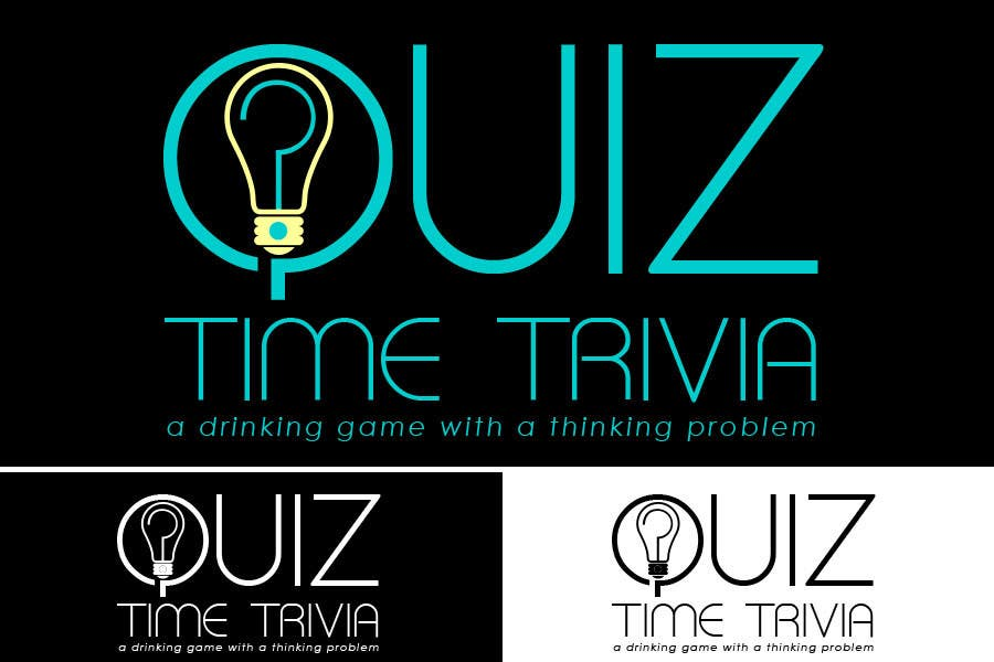 Contest Entry #18 for Logo Design for Quiz Time Trivia