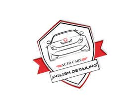 #44 for Car Detailing Logo by creativebooster