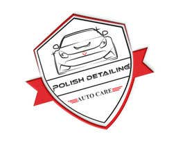 #49 for Car Detailing Logo by creativebooster
