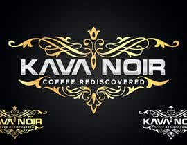 nº 120 pour Logo Design for KAVA NOIR par Jevangood