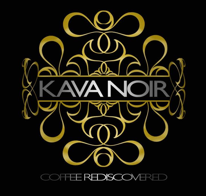 Конкурсная заявка №184 для Logo Design for KAVA NOIR