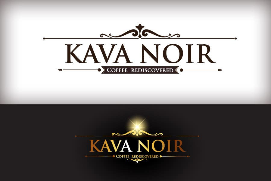 Конкурсная заявка №60 для Logo Design for KAVA NOIR