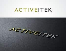 #351 para Logo Design for ActiveItek por timedsgn