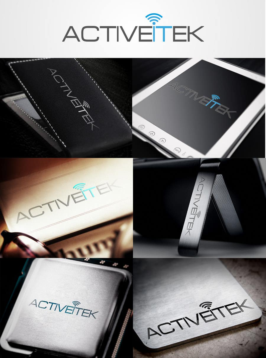 Konkurrenceindlæg #344 for Logo Design for ActiveItek