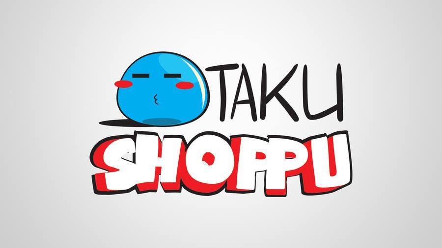 Contest Entry 19 For Logo Japanese Merchendise Manga Anime Shop
