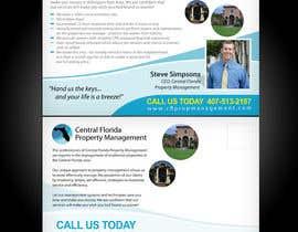 nº 63 pour Ashington Park Flyer Design for Central Florida Property Management par pxstudio