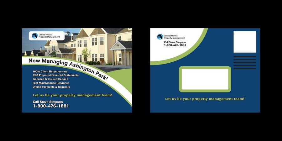 #50 for Ashington Park Flyer Design for Central Florida Property Management by moralesdesign