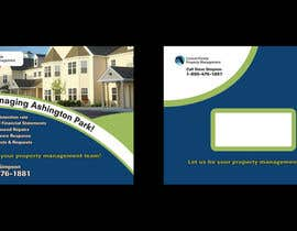 #50 para Ashington Park Flyer Design for Central Florida Property Management por moralesdesign