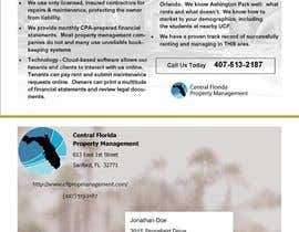 nº 22 pour Ashington Park Flyer Design for Central Florida Property Management par newnumber2
