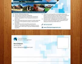 #64 para Ashington Park Flyer Design for Central Florida Property Management por gerardway