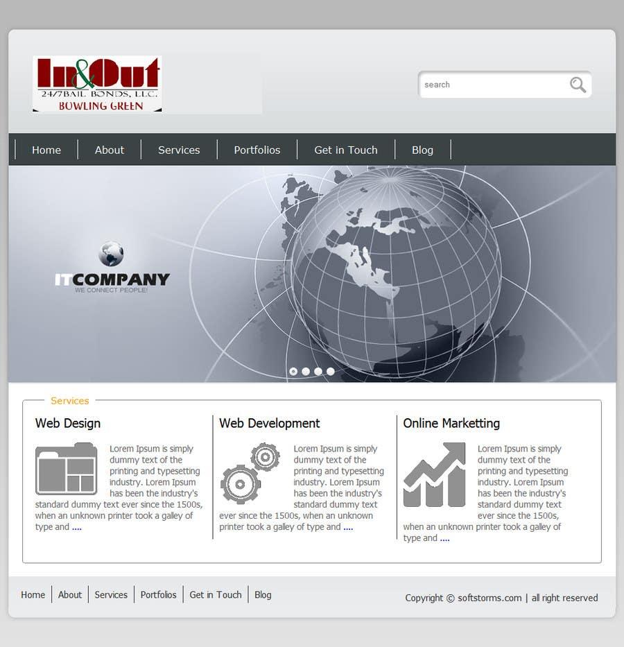 Penyertaan Peraduan #                                        4                                      untuk                                         Landing Page For My Bail Bond Company Google Adwords Campaigns