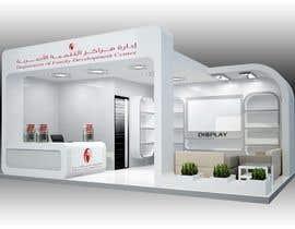 Nro 25 kilpailuun Exhibition stand 4 x 6 meters käyttäjältä archmamun