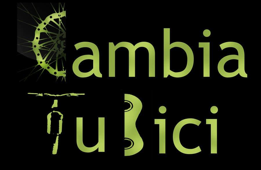 Konkurrenceindlæg #93 for Graphic Design for CambiaTuBici.com