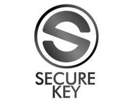 #9 para Fazer o Design de um Logotipo ( Secure Key ) por CiroDavid