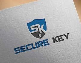 #5 for Fazer o Design de um Logotipo ( Secure Key ) by snakhter2