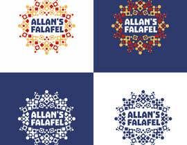 Nro 34 kilpailuun Logo for a Falafel restaurant käyttäjältä shamaSP