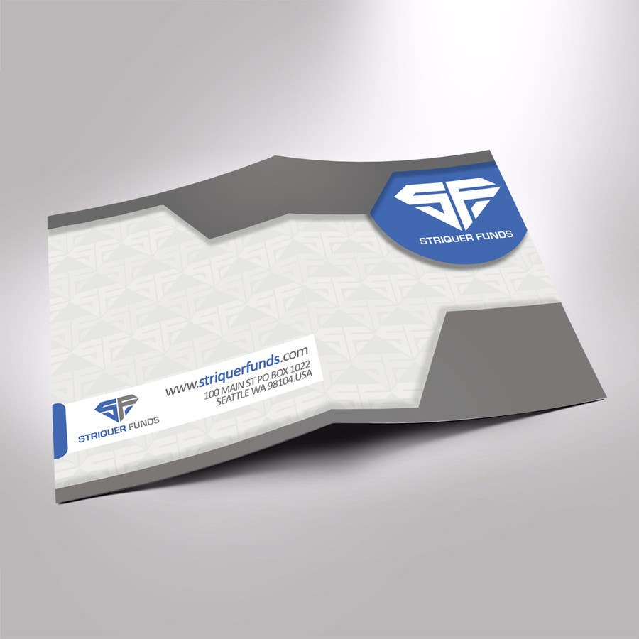 Entry #33 by sirmadridista for design a business card, folder and ...