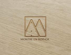 Nro 117 kilpailuun Logo design for woodwatch shop online käyttäjältä moeedrathor16