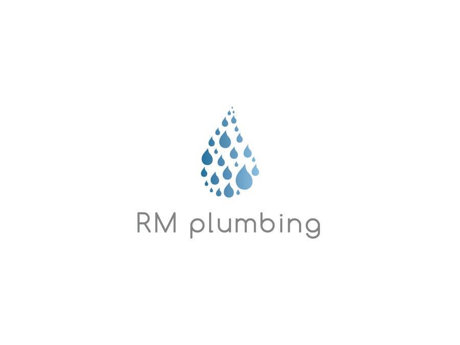 Penyertaan Peraduan #154 untuk Graphic Design for RM Plumbing