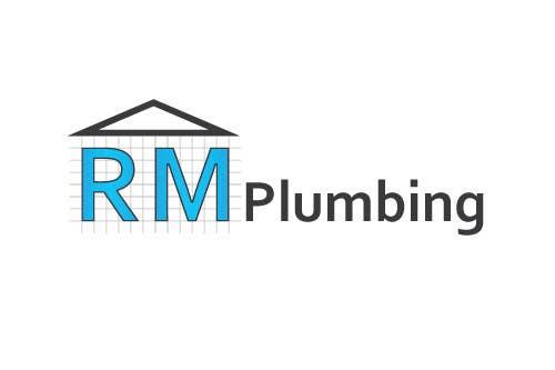 Penyertaan Peraduan #84 untuk Graphic Design for RM Plumbing