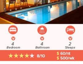 stoske tarafından Quick $50 Design a Website Element for a Hotel için no 59