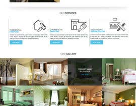 #13 for Simple Wordpress website for Painting company by iTechnoweb