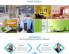 #10 for Simple Wordpress website for Painting company by maxverentsov