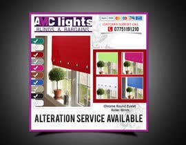 nº 10 pour Graphic Design for AMC Lights Blinds And Bargains par digilogsystemseu