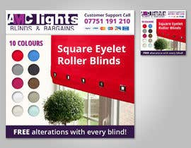 #17 untuk Graphic Design for AMC Lights Blinds And Bargains oleh wademd