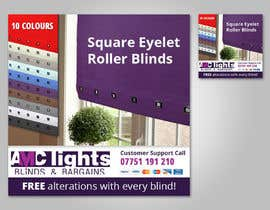 #13 for Graphic Design for AMC Lights Blinds And Bargains by wademd
